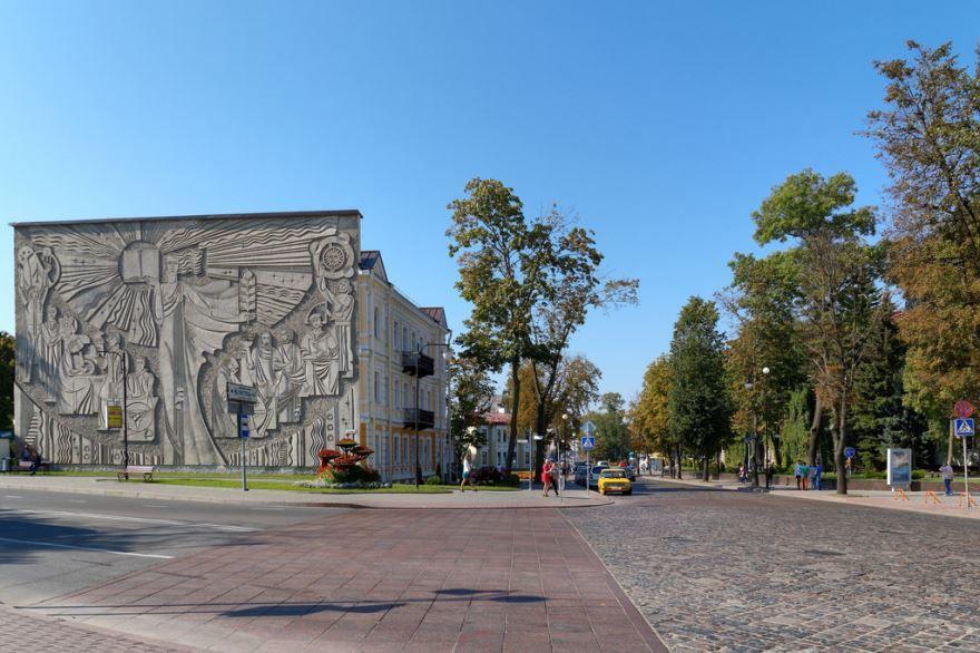 Достопримечательности город Гродно Белоруссия
