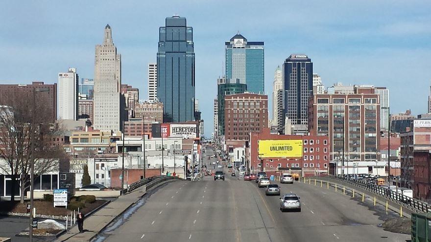 Скачать онлайн бесплатно лучшее фото города Канзас Сити в хорошем качестве