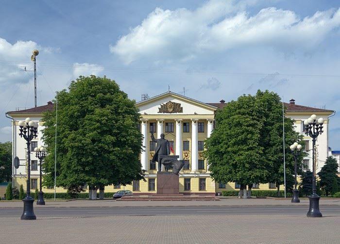 Смотреть красивое фото город Борисов Белоруссия