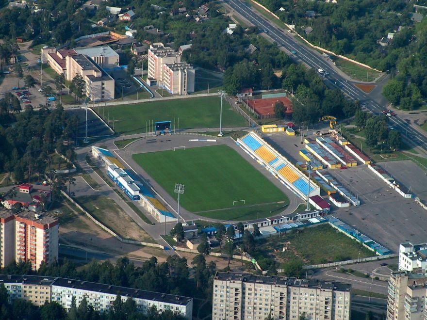 Стадион город Борисов