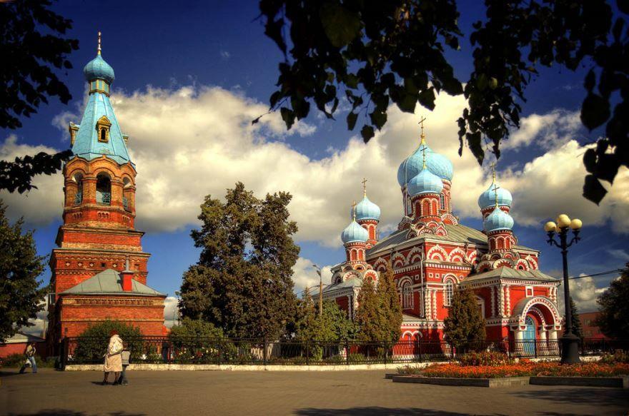 Воскресенский собор город Борисов