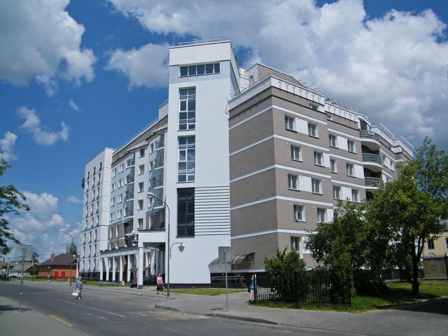 Общежитие университета город Пинск