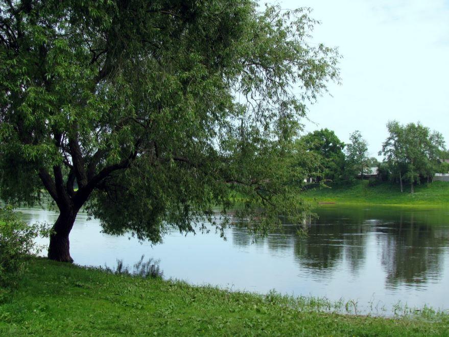 Скачать онлайн бесплатно лучшее фото река Днепр в городе Орша в хорошем качестве