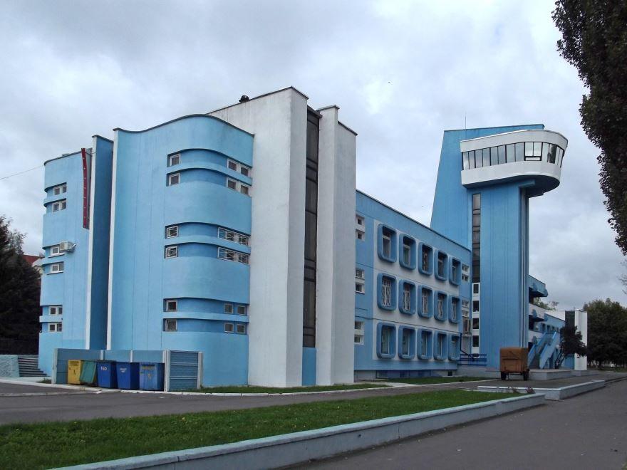 Речное пароходство город Мозырь Белоруссия
