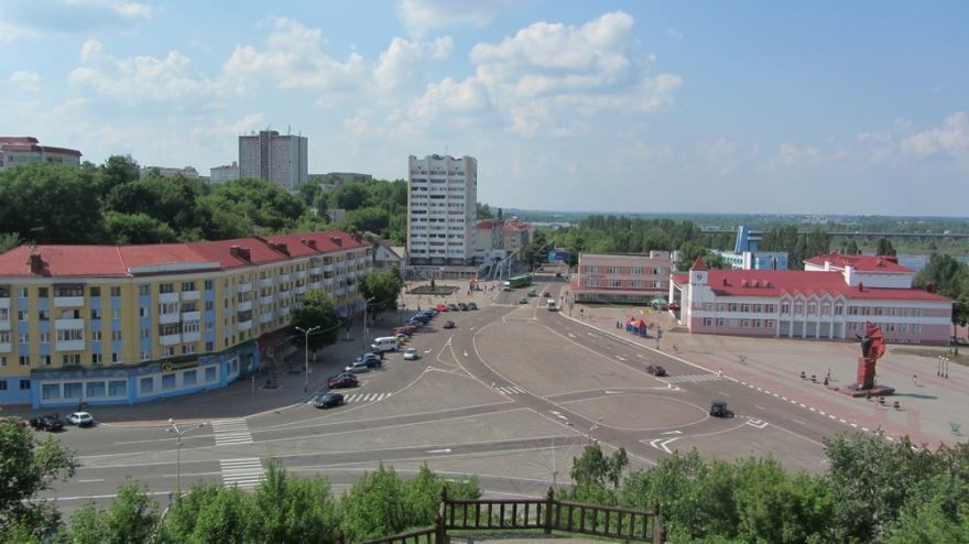 Смотреть красивое фото город Мозырь 2018 Белоруссия