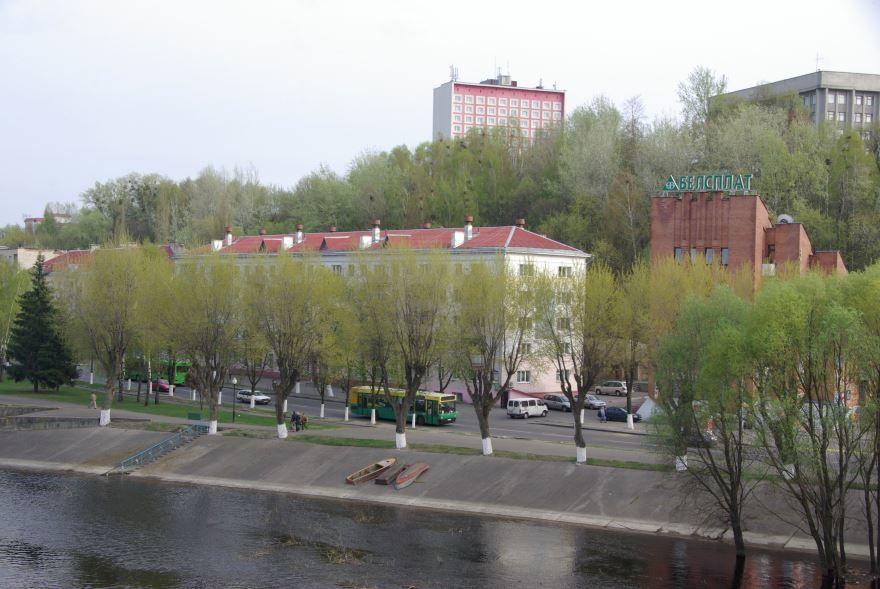 Скачать онлайн бесплатно лучшее фото города Мозырь в хорошем качестве