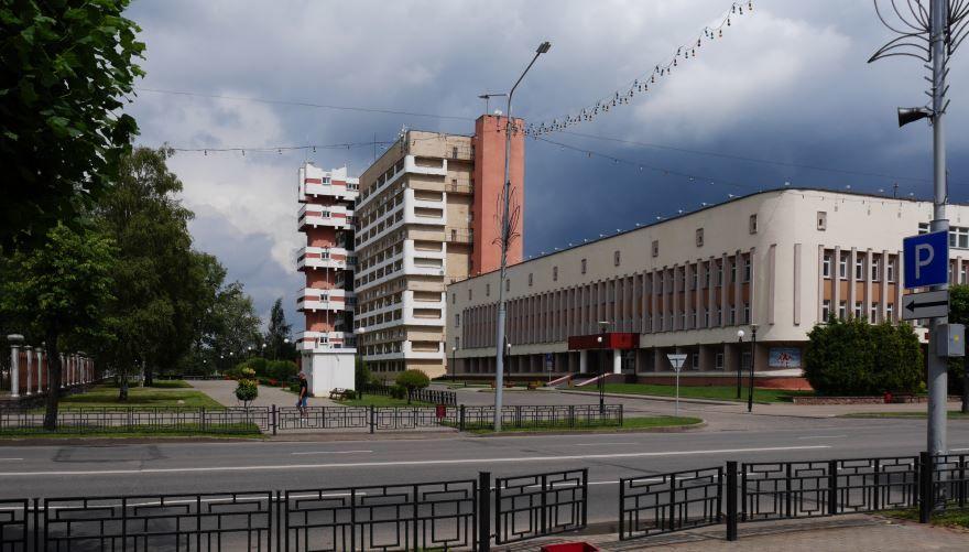 Смотреть красивое фото город Новополоцк Белоруссия