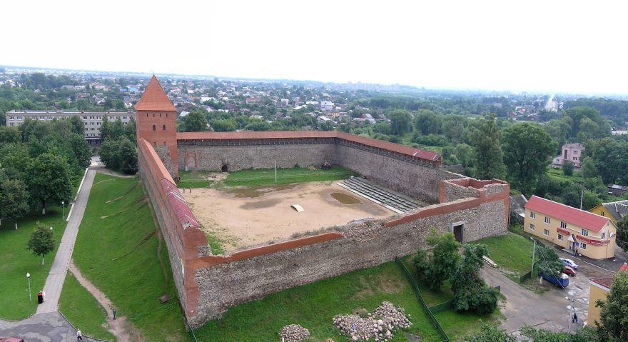 Смотреть красивое фото город Лида Белоруссия