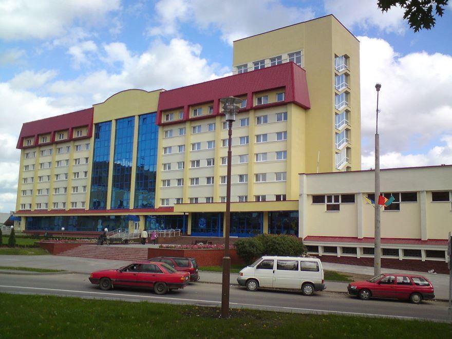 Гостиница город Лида