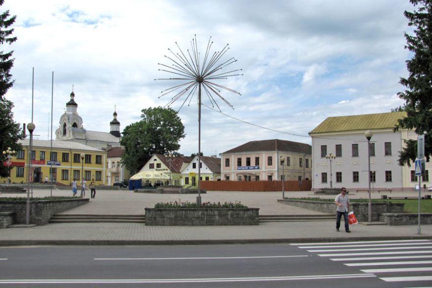 Смотреть красивое фото город Новогрудок Белоруссия
