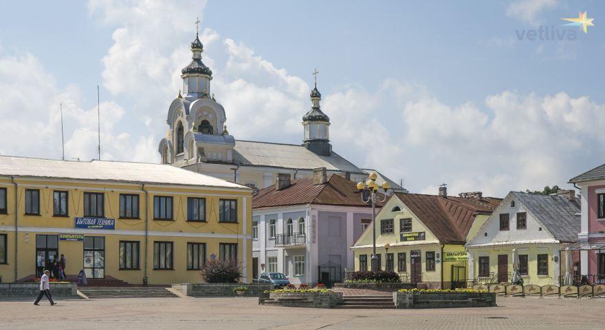 Скачать онлайн бесплатно лучшее фото города Новогрудок в хорошем качестве