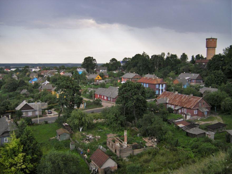Смотреть красивое фото город Новогрудок 2019 Белоруссия