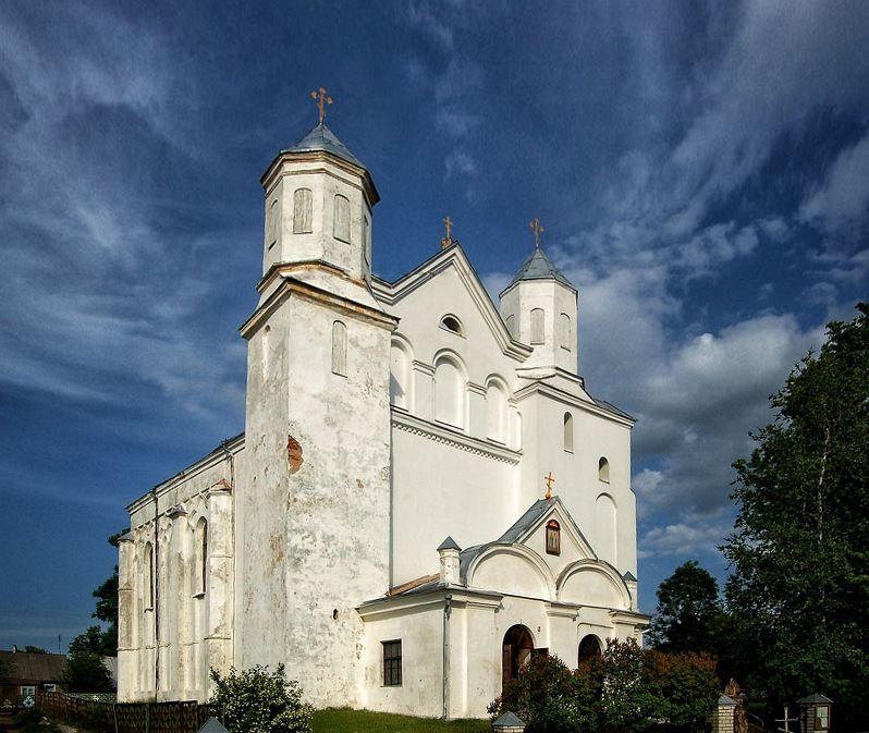Борисоглебская церковь город Новогрудок