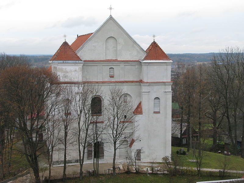 Костел Преображения Господня город Новогрудок