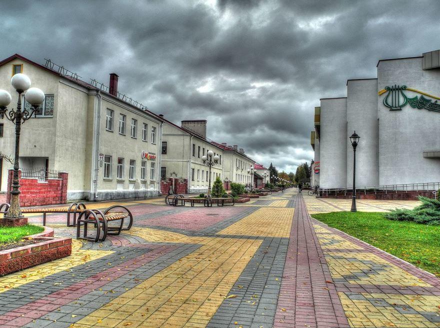 Скачать онлайн бесплатно лучшее фото города Кобрин в хорошем качестве