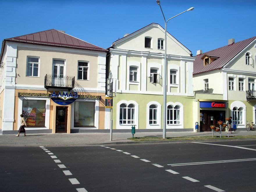 Смотреть красивое фото город Кобрин Белоруссия