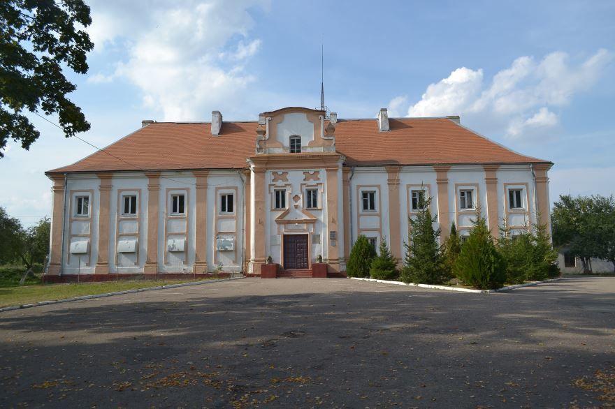 Монастырь Святого Спаса город Кобрин