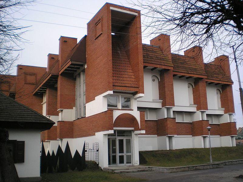 Музей Суворова город Кобрин