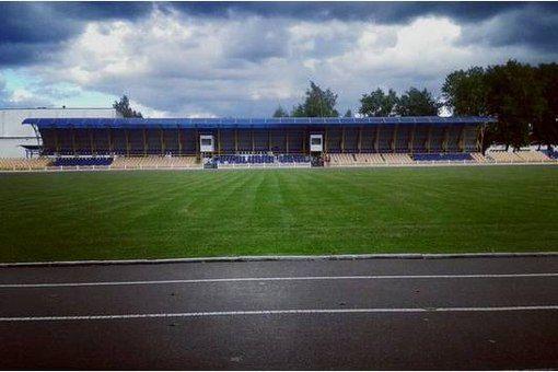 Стадион Юность город Слоним 2019