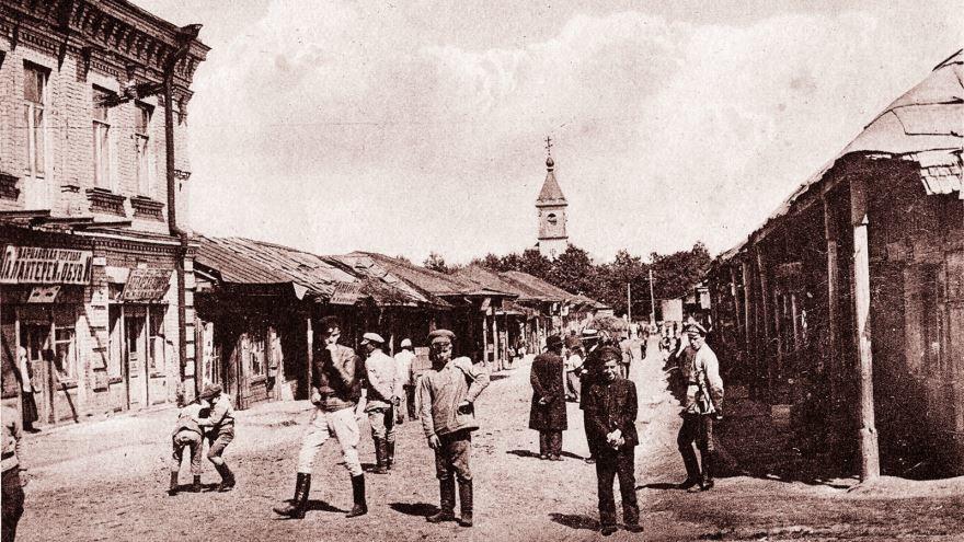 Смотреть лучшее старинное фото город Речица