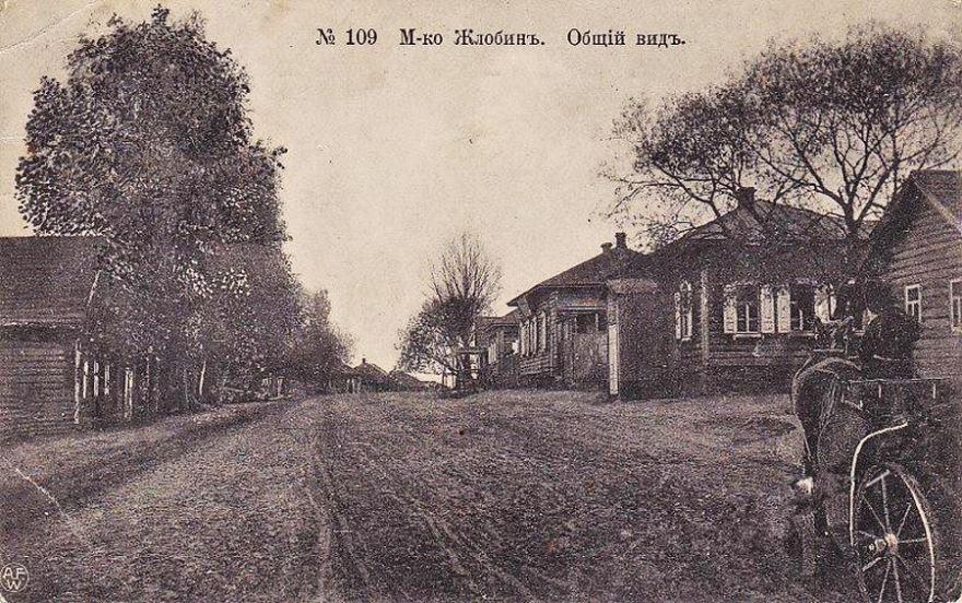 Смотреть лучшее старинное фото 1915 года город Жлобин