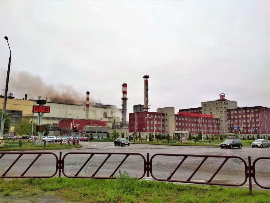 Скачать онлайн бесплатно лучшее фото города Жлобин в хорошем качестве