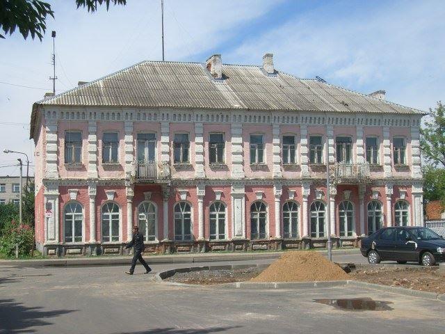 Смотреть красивое фото город Рогачев 2018 Белоруссия