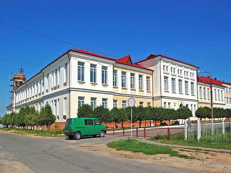Смотреть красивое фото город Рогачев Белоруссия