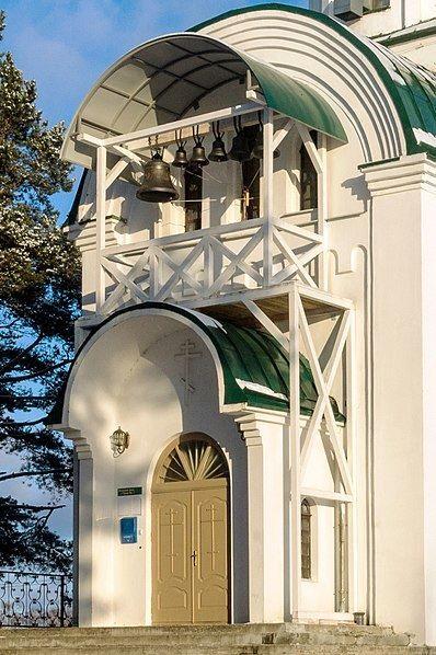 Церковь Святителя патриарха Тихона город Вилейка 2018