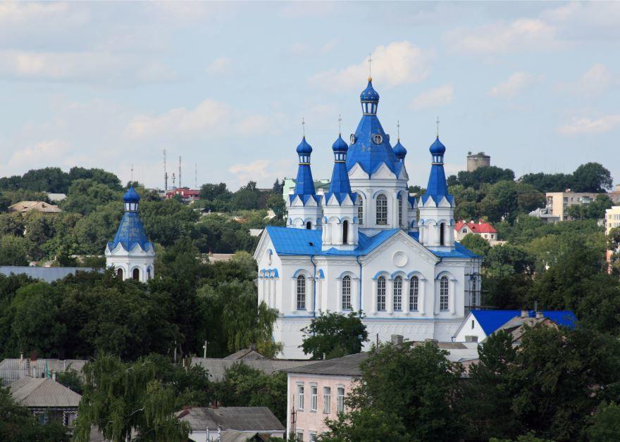 Георгиевский собор город Каменец Украина