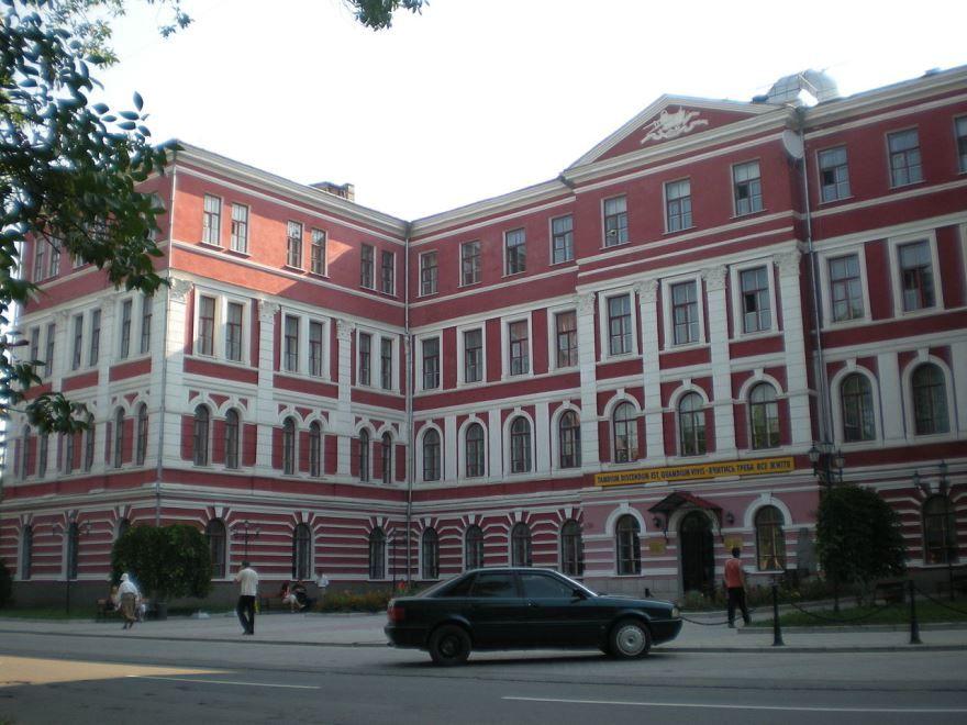 Национальный Университет город Каменец
