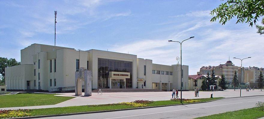 Дворец культуры город Пружаны 2019