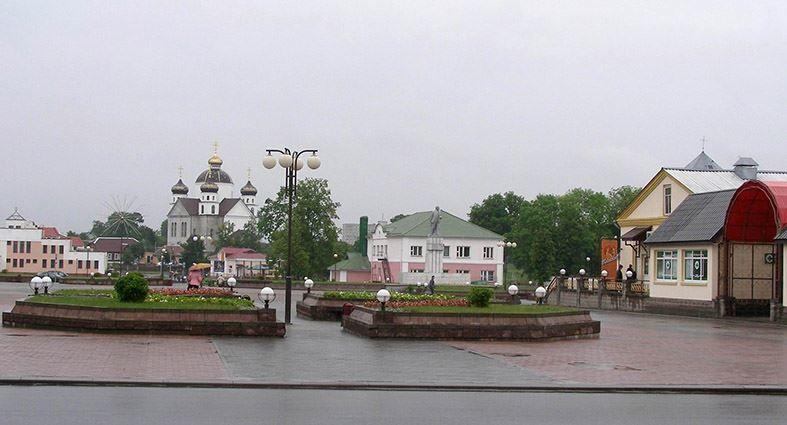 Скачать онлайн бесплатно лучшее фото города Сморгонь в хорошем качестве