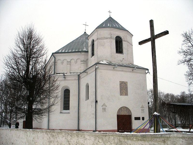 Костел Святого Михаила город Сморгонь