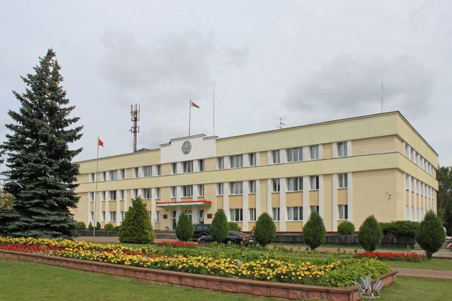 Смотреть красивое фото города Дзержинск Белоруссия