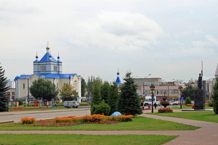 Скачать онлайн бесплатно лучшее фото город Дзержинск в хорошем качестве