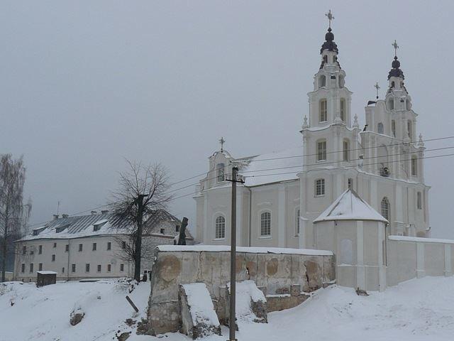 Костел Святого Михаила Архангела Воложинский район