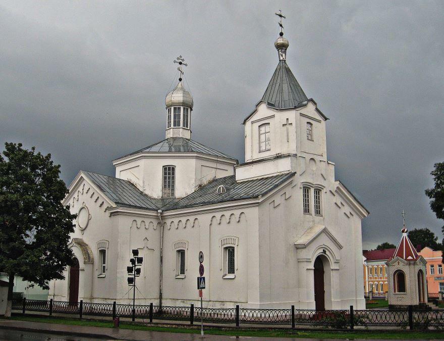 Церковь город Ошмяны