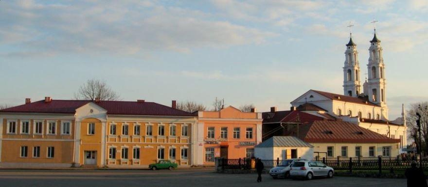 Смотреть лучшее фото города Ошмяны в хорошем качестве