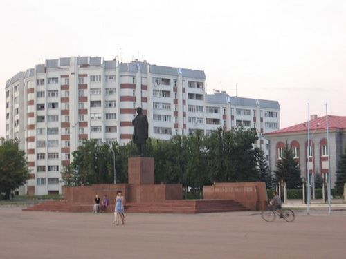 Достопримечательности города Калинковичи
