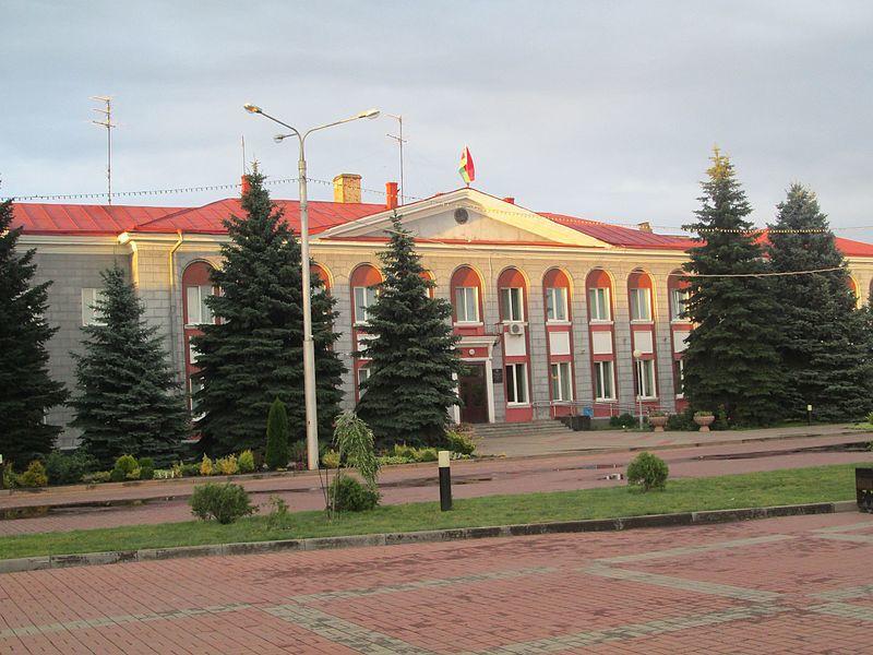 Смотреть красивое фото города Калинковичи Белоруссия