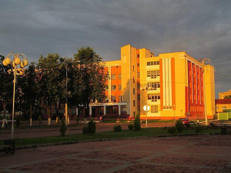 Город Калинковичи 2019