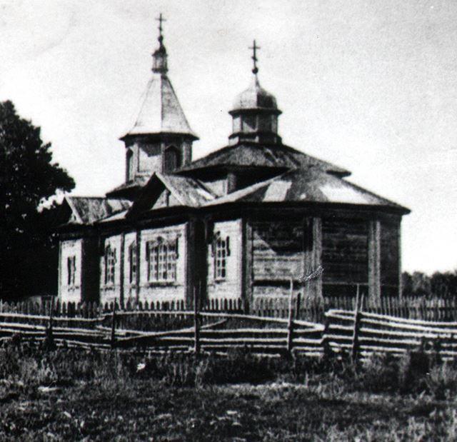 Скачать онлайн бесплатно лучшее старинное фото церковь город Жодино в хорошем качестве