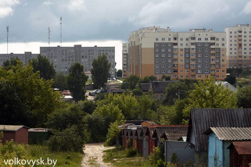 Смотреть красивое фото город Волковыск 2019