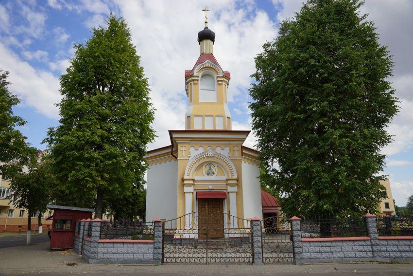 Церковь Николая Чудотворца город Волковыск