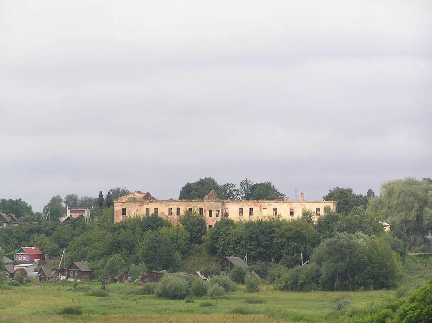 Скачать онлайн бесплатно лучшее фото города Быхов в хорошем качестве