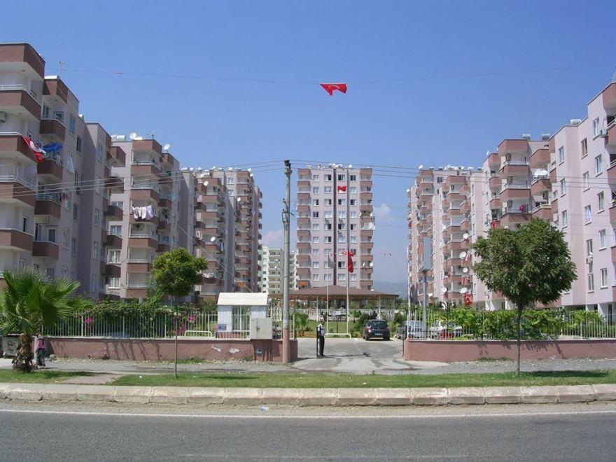 Фото город Мерсин Турция