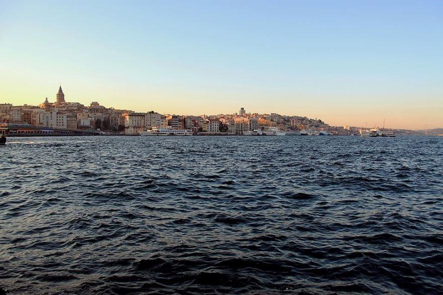 Смотреть красивое фото город Стамбул