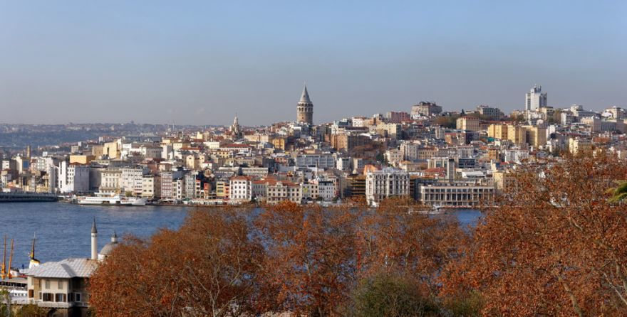 Город Стамбул 2019