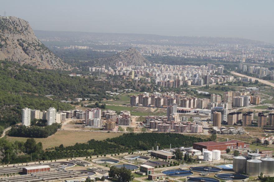 Гора Тахталы город Анталья